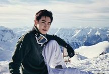 EXO Suho for Allure March 2017 / all pics