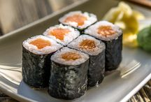 Das beste Sushi / Wir lieben Sushi und die innovationen Kreationen, die die Restaurants in Deutschland zu bieten haben. Welches ist Euer Favorit?