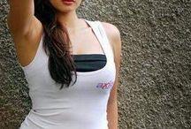 model indo