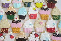 Cookies για γενέθλια κ μικρά παιδια