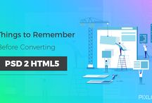 PSD to HTML5 Conversion Tips
