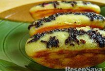 Resep kue, desert