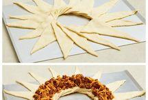 Mayalı börekler