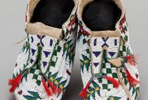 Mocassins Sioux