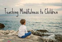 Mindfulness, children