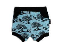 Aster & Oak Baby Shorts