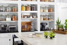 Kitchen inspirations and organize