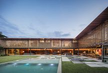 Brazilian Architecture Dream Board