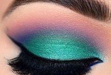 make Up mermaid
