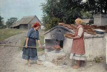 Folk~Native~Traditions