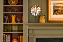 Fireplaces / by Trish Cormier