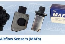 MAFs - Mass Air Flow Sensors
