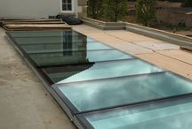 Multi-section walk-on Flatglass rooflights / Another example of our work- we've installed a multi-section walk-on Flatglass rooflight at a private residence in Buckinghamshire #letthedaylightin  To find out more about these rooflights,  please visit https://www.roofglaze.co.uk/products/multi-section-flatglass-rooflights/