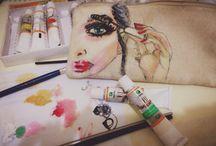 Artwork / Colour ur life