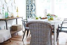 DINING ROOM / by Jourdan De Grado