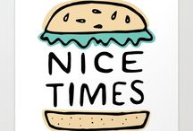 """Kay Wolfersperger - Nice Times / """"Nice Times"""" Collection"""