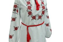 Ukrainian Heritage / Spirit of Ukraine, traditional colors, motifs and garments. / by Knitca