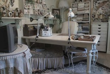 My Studio / by Karen Valentine