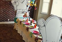 Fancy Nancy Brunch / by Farrah Schielke