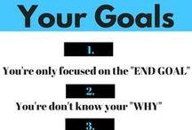 Goals / Dream it Believe it and achieve it ❤️