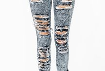 skinny jeans i want / by Kaylin Quinn_77