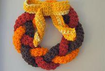 From Skein to Hook- Crochet / by Nicole Alvarez