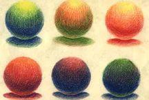 Colour Pencils Art