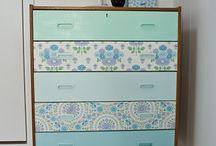 Dressers-Drawers