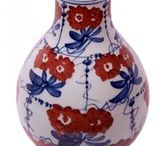 A Vase Adds Instant Decor / Want Instant Color and decor added to your room?  Our Asian vases work in transitional, traditional and contemporary room decors.
