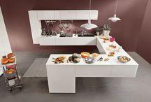 Cocinas / Para los espacios más estéticos y funcionales.