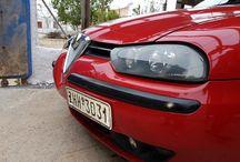 cars Alfa civic....