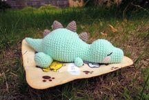 Idées d'animaux tricotés