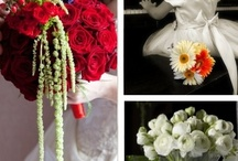 Wedding Flower Collages