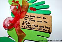 christmas art for children