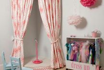Kid's room stages