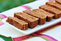 Yummy raw - breads & crackers