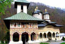 MĂNĂSTIRI SI BISERICI DIN ROMÂNIA