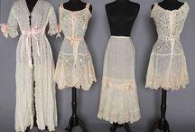 ~ Vintage lingerie & undergarments ~