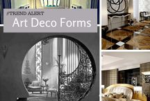 #TREND ALERT / Current trends and themes within the interior decor sector