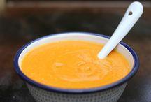 Velouté & soupes