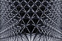 Struktur in der Architektur