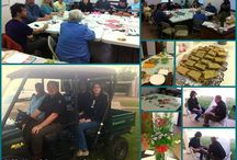 Friends and Volunteers of Caddo Mounds / Here are the people who help make all we do a success!