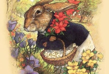 Rabid for Rabbits / by Trish Cusack