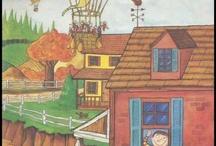 Kinder-Fall / by Nancy Covington