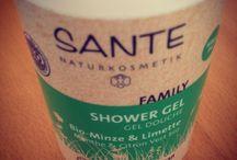 Latest News from SANTE Naturkosmetik / Bleibt immer auf dem neuesten Stand, was Produktneuheiten angeht :)