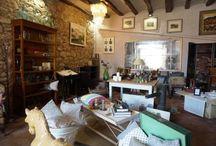 Genoves Atelier / Un nuevo espacio en pleno centro de la Conca de Barbera, dedicado a las antigüedades, la restauración, la decoración y el amor por las cosas bonitas