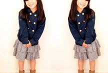 Fashion Inspiration / My little fashionista's OOTD