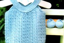 ropa bebe crochet