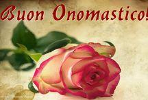 Cartoline di onomastico / Cartoline auguri onomastico, cartoline di onomastico, biglietti di buon onomastico, cartoline di buon onomastico originali