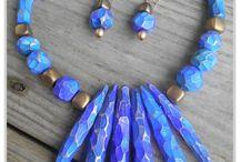 FIMO nápady - handcarved beads, laser cut, rytí a vyřezávání